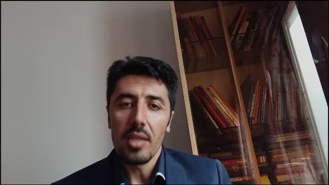 توضیحات اقای علی جاوید مدیر سایت مدیر اول در خصوص دوره
