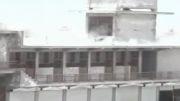 کشته شدن آر پی جی زن جبهه ی النصره قبل از شلیک موشک دوم