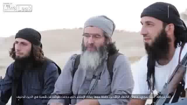 دعوت داعش از مردم ترکیه برای پیوستن به تروریست ها