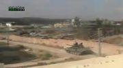 درگیری های شدید میان القاعده و ارتش سوریه در شهر درعا