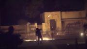 بحرین:1392/10/20:اجرای عملیات کمین برای مزدوران آل...-منامه
