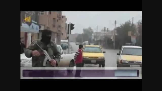 گردن زدن ساحرین بدست داعش