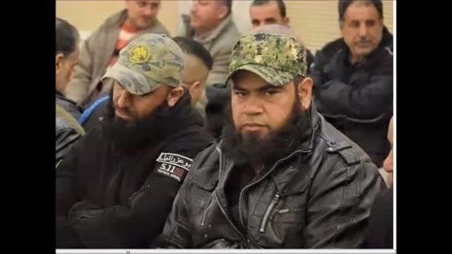 وحشت داعش از رمبوهای جدید (Rambo عراقی) سوریه
