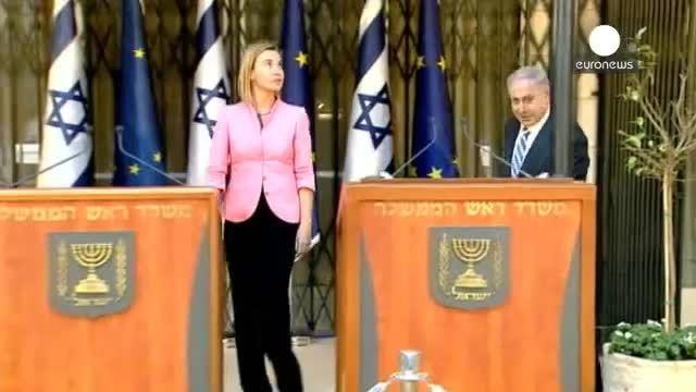 نتانیاهو بلاخره با طرح ( دو دولت )موافقت کرد!!