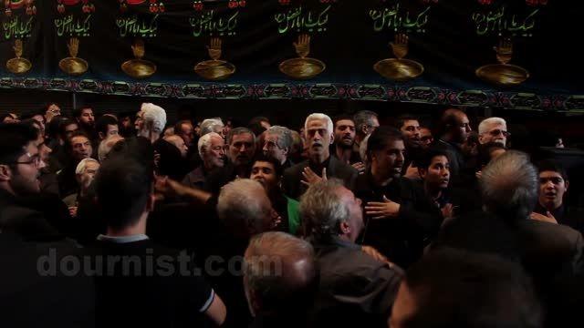 عاشورا در بازار تهران