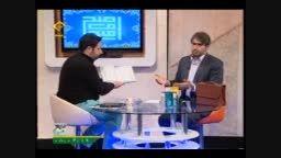 حضور مدیر ستاد طرح توزیع قلم هوشمند قرآنی در شبکه قرآن2