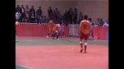 فینال مسابقات فوتبال روستایی و عشایری برگزار شد + فیلم