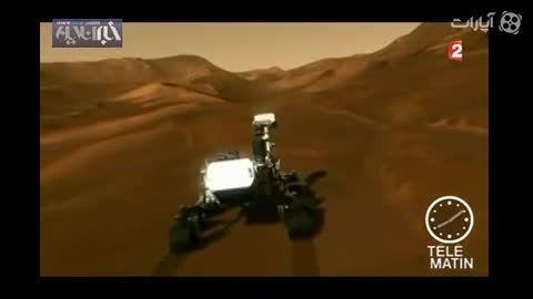 کشفی جدید در سیاره مریخ....!