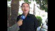 اهالی شهر گیوی دفاع و حمایت خود را از مردم غزه اعلام كر