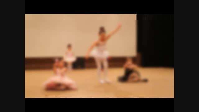 اختصاصی اتاق خبر 24/ فیلم رقص کودکان به شیوه های غربی