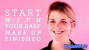آموزش آرایش چشم و صورت