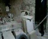 حمام تاریخی تفرش درحال ویرانی
