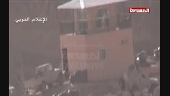 یمنی ها به حملات سعودی ها پاسخ دادند