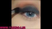 آموزش 4 مدل آرایش چشم جدید