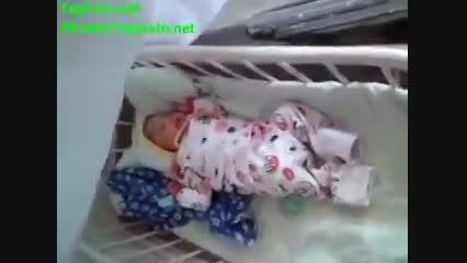 فیلم زایمان دختر 9 ساله در بیمارستان حافظ شیراز!