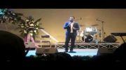 اجرا و حضور احسان علیخانی در یک همایش