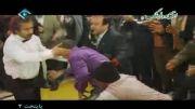 کشتی گرفتن نقی و حریف دیرینه در پایتخت 3