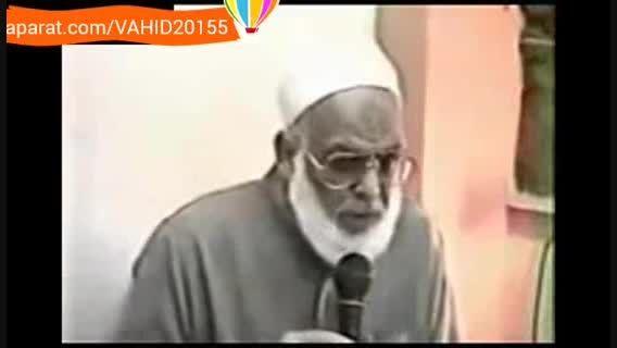 مرگ ناگهانی پیرمرد مسلمان هنگام سخنرانی مذهبی