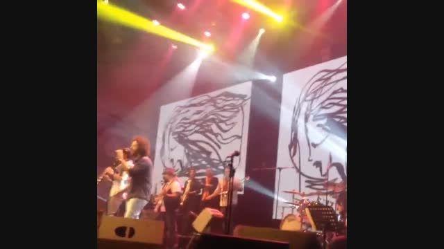 کنسرت سینا حجازی