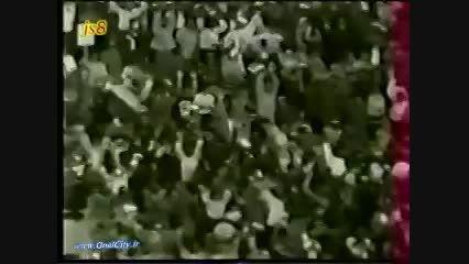 دو گل خداداد عزیزی با پیراهن پرسپولیس برابر الریان قطر
