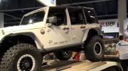 جیپ رانگلر: بهترین خودروی سما 2013 در کلاس شاسی بلندها