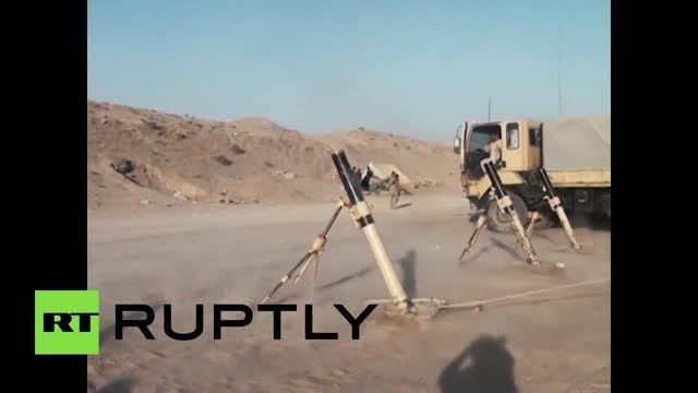 کشته شدن 27 داعشی توسط نیروهای نظامی عراق