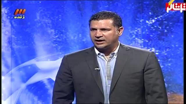 خلاصه برنامه + فوتبال : علی دایی - مهاجمین برتر دنیا