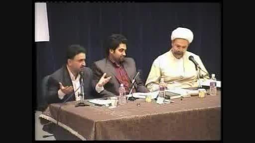 سید مصطفی تاج زاده : بحث حقوق بشر