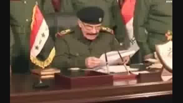 بیوگرافی معاون صدام و تحولات عراق با گزارش حسینی بای