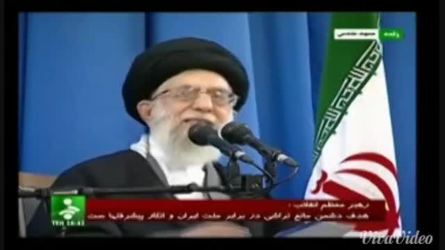 نابودی اسراییل در سی ثانیه - جنگ ایران و اسراییل