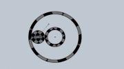 شبیه سازی دینامیکی  شبیه به مکانیزم چرخدنده خورشیدی