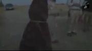 سنگسار زن سوری توسط داعش