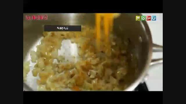 اشکنه آموزش آشپزی طرز تهیه مواد لازم فیلم گلچین صفاسا