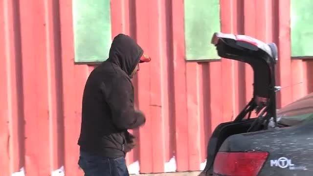 دوربین مخفی  خنده دار وباحال مجرم خطرناک !!