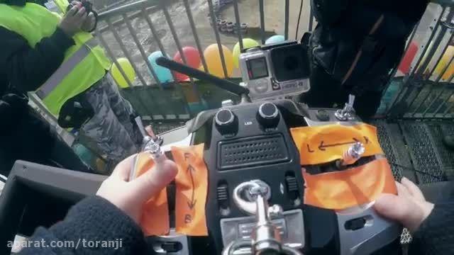 بررسی نتیجه رانندگی از راه دور یک کودک چهارساله با یک