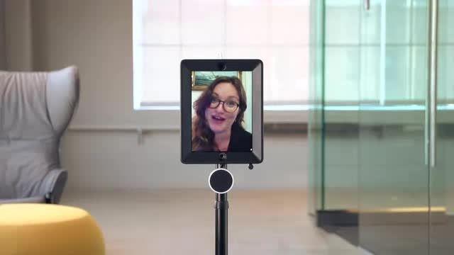 رباتی به عنوان بدل شما