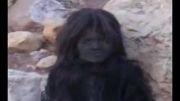 عجیب ترین دختربچه ایران