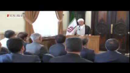 اظهارات هاشمی رفسنجانی در خصوص نجات جان یک فرمانده!