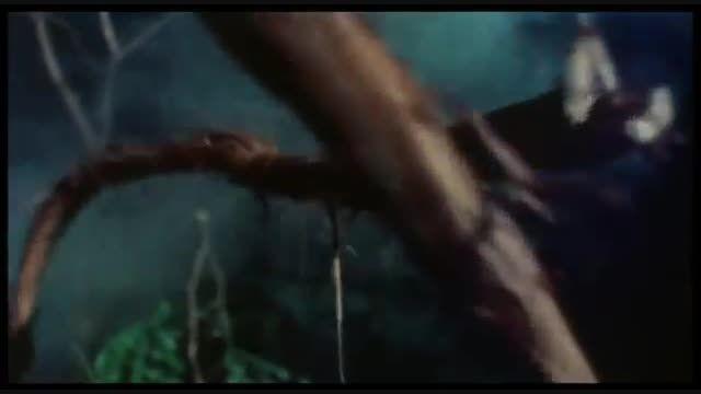 تریلر فیلم بسیار وحشتناک کلبه وحشت (EVIL DEAD (1981