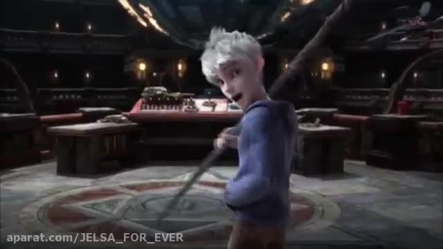 JACK FROST and QUEEN ELSA//love me like you do