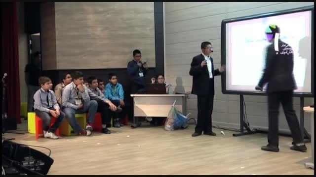 اولین جشنواره تدریس برتر دانش آموزی مدارس غیردولتی فارس