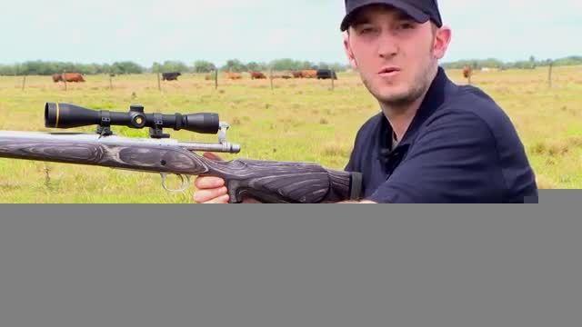 تفنگ سرپر رمینگتون