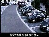 فرار عجیب از پلیس و پارک کردن عجیب ماشین