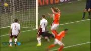 هلند 6-0 لتونی - گل های بازی (مقدماتی یورو 2016 فرانسه)
