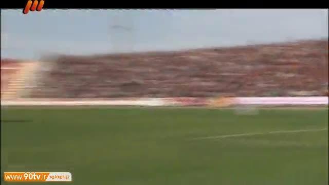 جشن صعود سیاه جامگان به لیگ برتر (نود ۱۴ اردیبهشت)