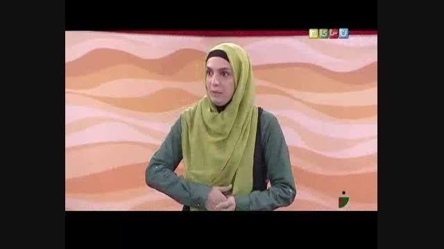خندوانه - کمدین - الیکا عبدالرزاقی