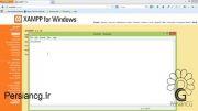 آموزش کار با Xampp و نصب وردپرس و MyBB بر روی لوکال هاس
