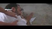 پدری که حاضر نیست از جسد دخترش دست بکشد-سوریه