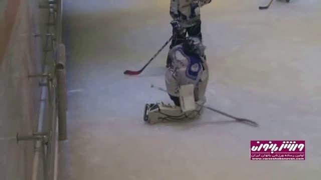 مسابقات اسکیت روی یخ بانوان