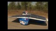خودرو خورشیدی غزال 2 ایران دانشگاه تهران در مسابقات استرالیا